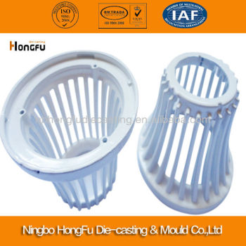 New style led high bay light housing