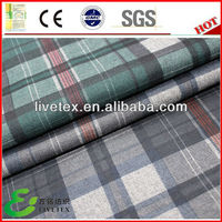 Free samples woven School Uniform Material