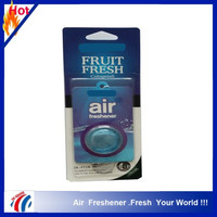 hot selling glade membrane car air freshener perfume