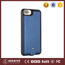 Wallet Battery Case For Iphone 5 5000mah