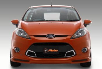 FORD FIESTA BODY KITS