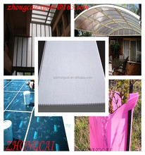 high quality Anti-bacterial and Impact absorption pp floor covering /Corrugated Plastic Sheets Temporary Floor Covering