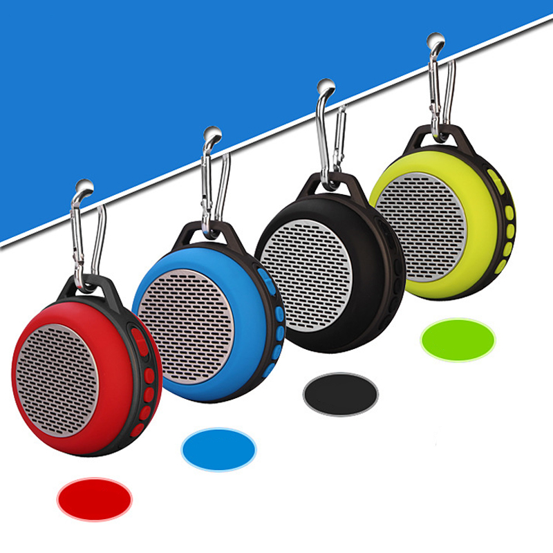 Fashion Design Mini Wireless 3W Bluetoth Speaker with 400mAh Battery