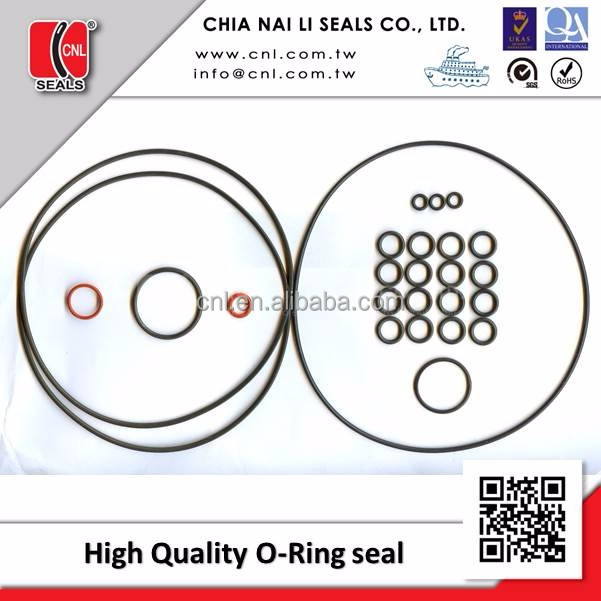 Rubber O Ring Seal O-ring AS type NBR/VITON/SILICONE Food Grade Taiwan made (CNL)