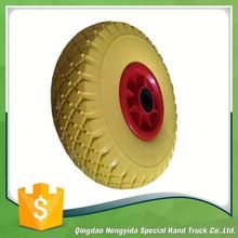 pu foam three scooter wheel