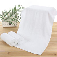 100% cotton toallas hotel towel face towels