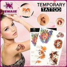 Latest Hot Designs Charm Tribal Tattoo Sexy Belly Temporary Tattoo Designs