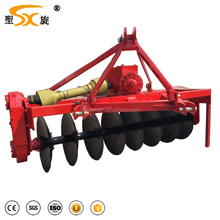 1LYQ-320 driven disc plough for 30hp farm tractor
