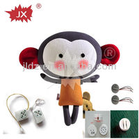 2014 hot selling Customized Plush Toy mini voice recorder for plush toy