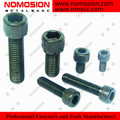 M48 factory supply high qualityDIN912 Hex Socket Head Stainless Steel Cap Screw
