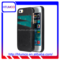 Popular Mobile Phone Case Card Slot PU Leather Case for Apple iPhone 5s / 5 / SE