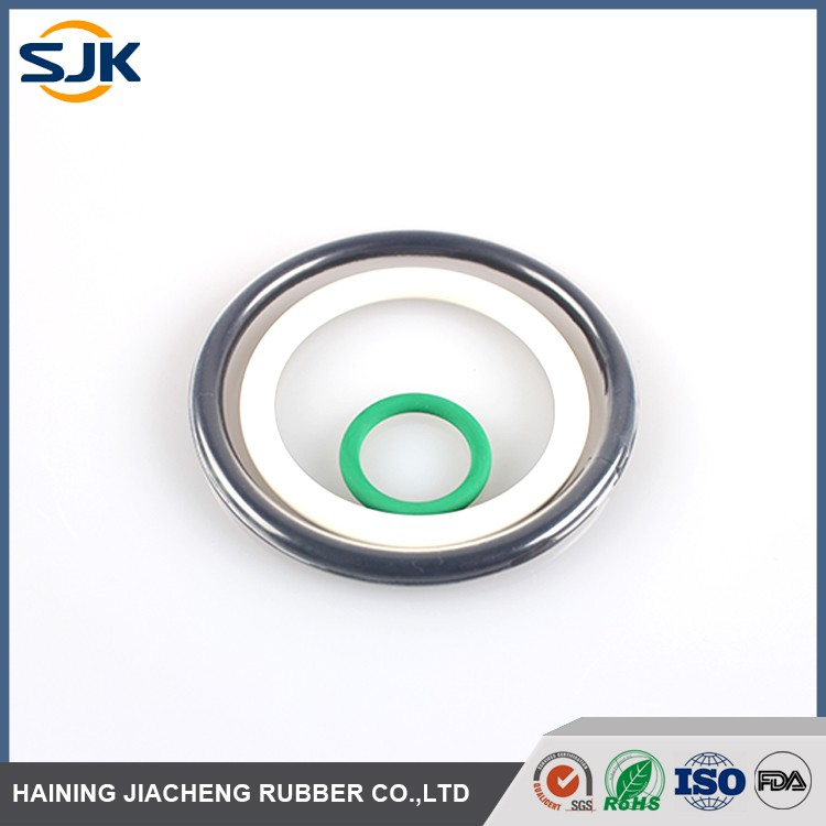 FEP / PFA encapsulated o ring/FEP and PFA coated o ring