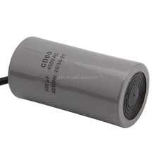 CD60 500MFD 500UF 450V AC Motor Starting Capacitor