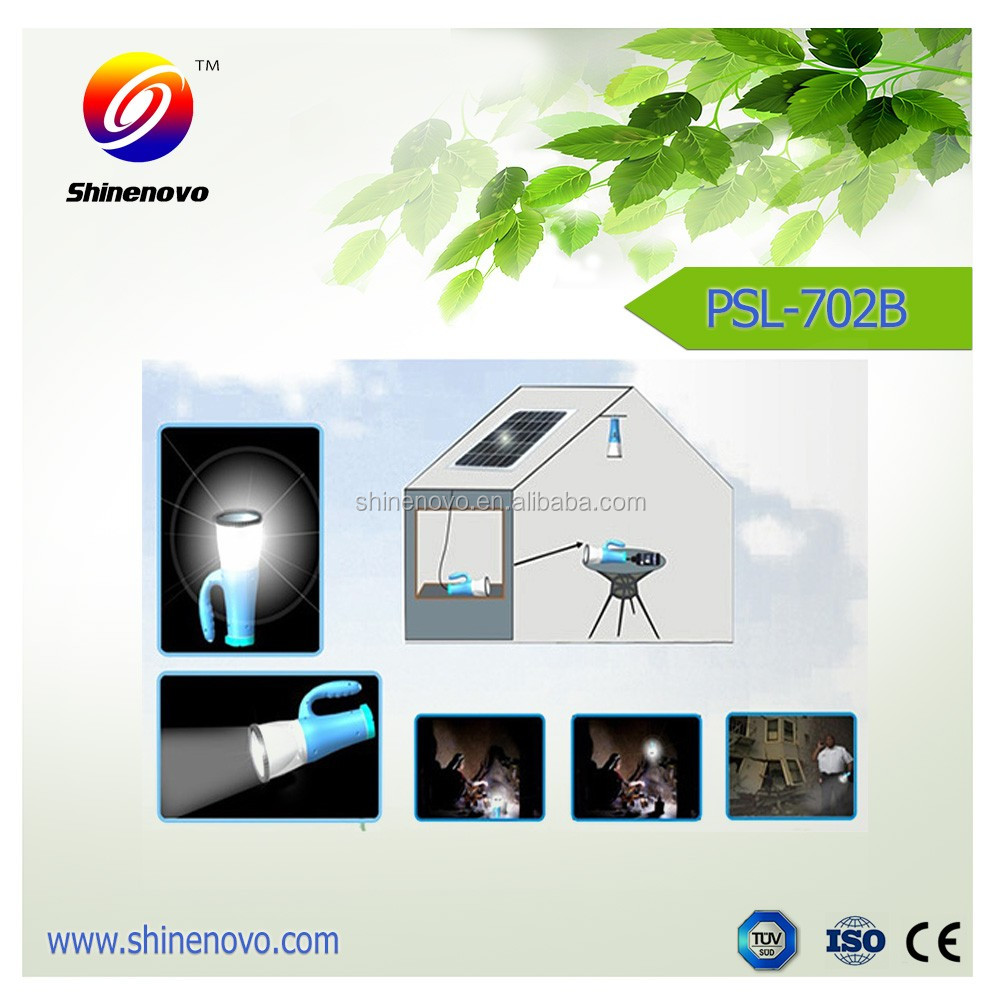 3w portable pv system/household solar energy home system