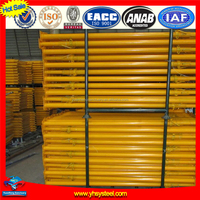 oem adjustable post shore prop used pipe scaffolding scaffolding safety mesh