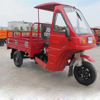 chinese motorcycles 3 wheel car price cargo tricycle with tent