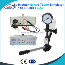 System type Combined diesel fuel system tester and diesel fuel injector test simulator better than EPS 200