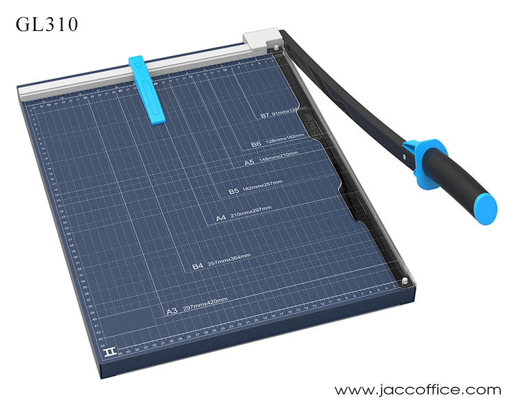 Stable Performance Guillotine Paper Cutter Straight Paper Cutter for A4 Size Paper