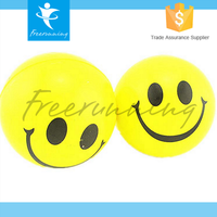 Exercise Soft Smile Face Wrist Stress Hand Ball