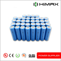 rechargeable battery li-ion 18650 3.7v 2500mah for solar storage