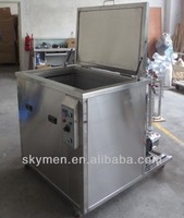 Ultrasonic degreaser products with transducers ultrasonic cleaning