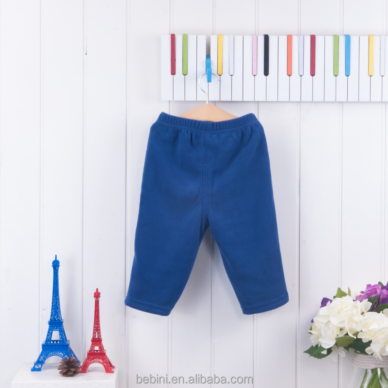 Bebini Eco-Friendly winter baby tracksuit bottoms/pants