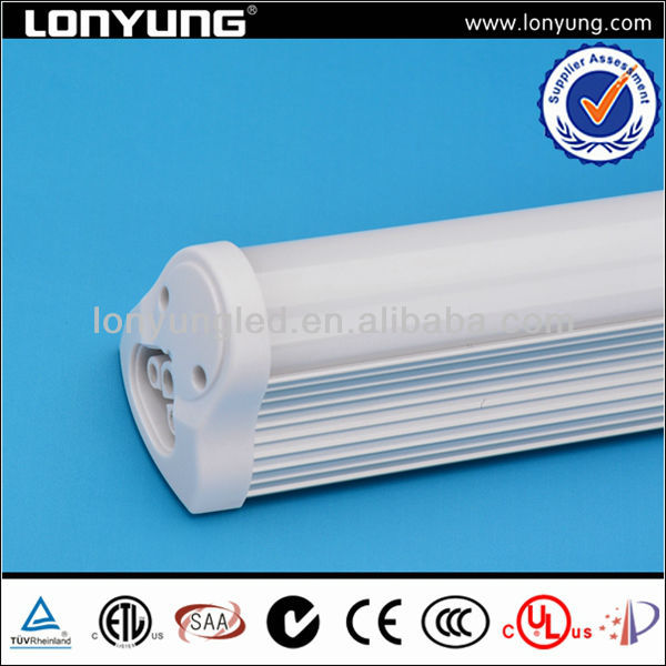 High quality waterproof T8 integrated tube long lasting 1ft~8ft fluorescent reflective fixtures