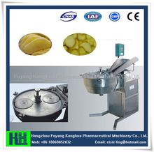 Welcomed industrial potato and vegetable chipper