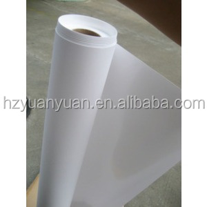 WP-150MNL waterproof glossy self adhesive pp synthetic paper for inkjet printing