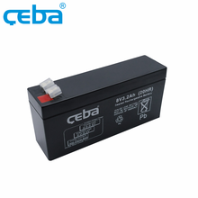 Large Capacity 8V 3.2Ah Sealed Small Rechargeable Lead Acid Battery