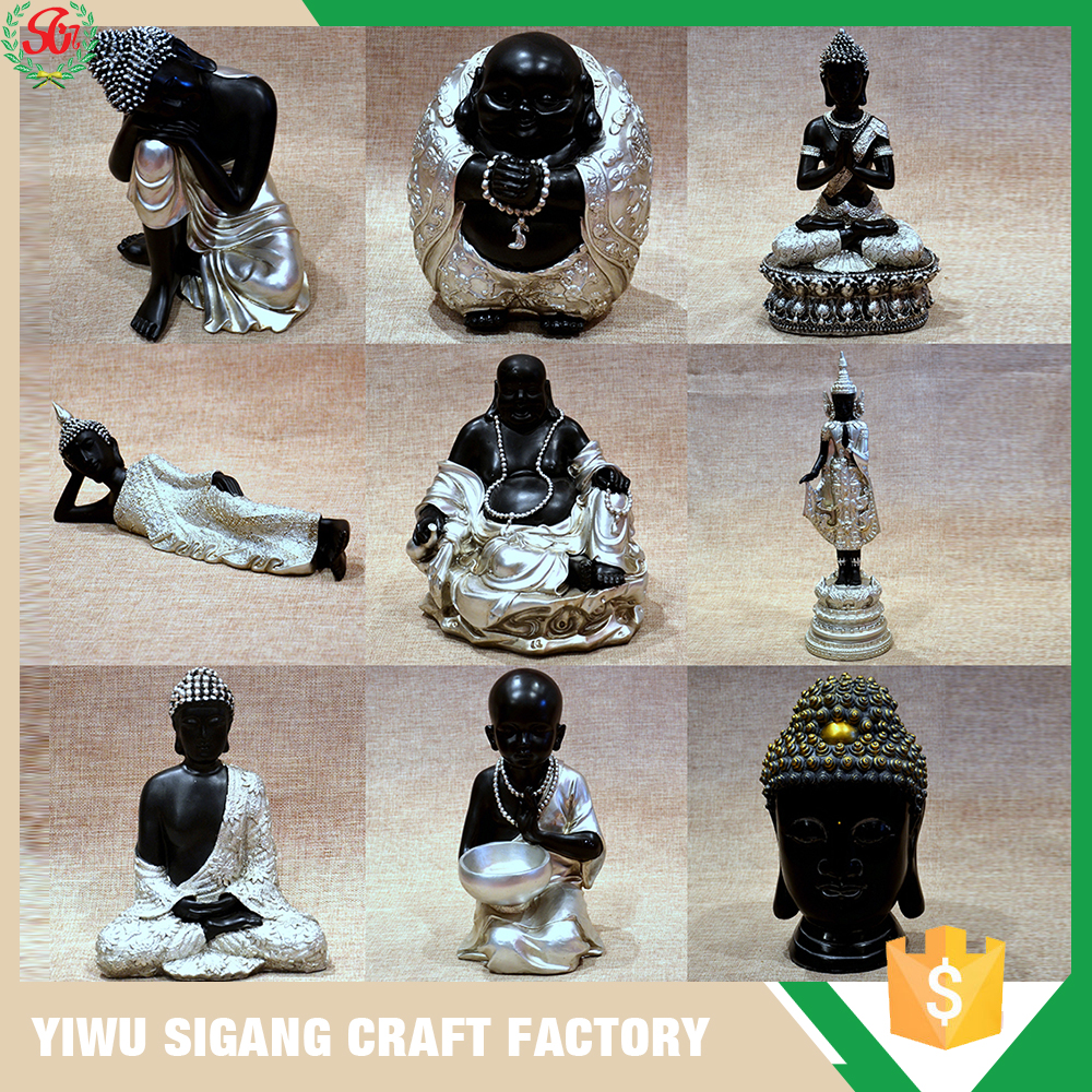 SGB Wholesale Various Female Tall Indian Thai Baby Laughing Buddha Statue For Sale