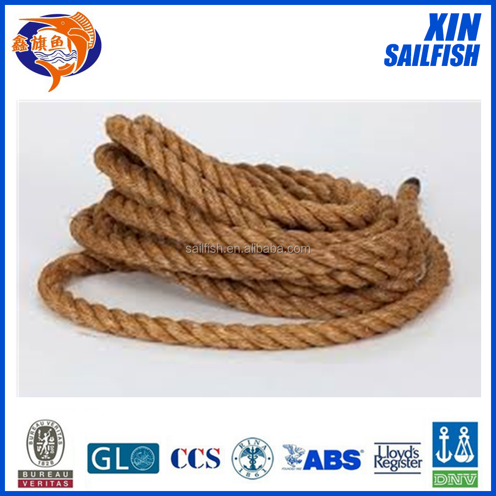 abaca rope,coconut coir rope jute rope 6mm
