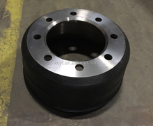 Very good mechanical properties high-performance brake drums used for heavy trucks
