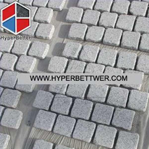 Wholesale grey granite paving stone