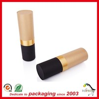Cheap price recycled plain kraft paper tubes, kraft paper box, round cardboard box