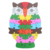 Cute Animal Color Educational Wooden Puzzle Alphabet Learning Toys for baby