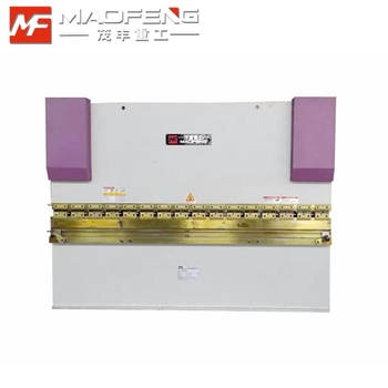 WC67Y-300/5000 Press Brake metal bender machine