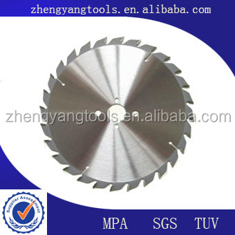tungsten carbide insert cutting tool for wood cutting saw blade