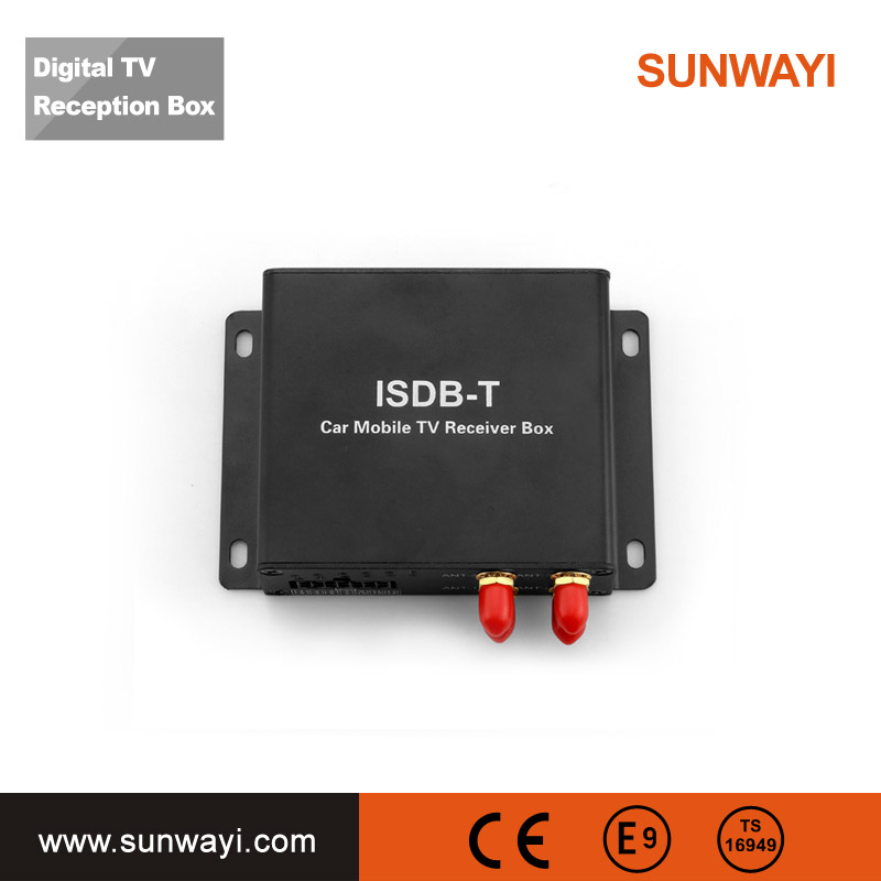 1080P High Definition Resolution Video Output TV Receiver Box