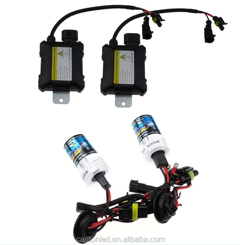 High level and fashion xenon hid kit 9004 9005 9006 9007