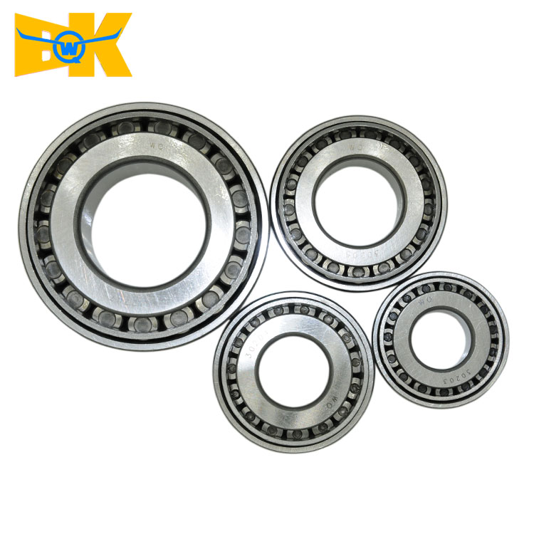 Good Tightness Taper Roller Bearing From China Factory