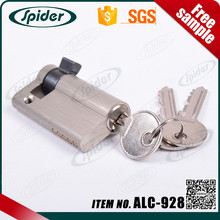 mortise door euro profile safe locks double key