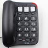 Hot-selling High Quality Low Price Corded Telephone , Basic Function Phone
