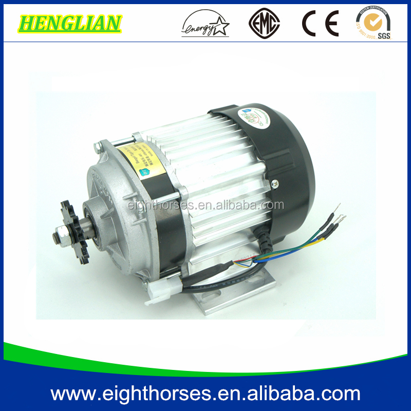 20 hp dc motor Rickshaw Electric DC Brushless Motor For Tricycle