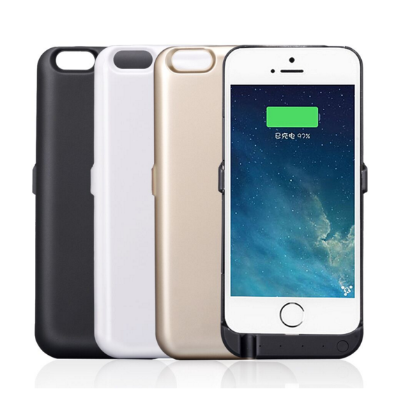 New arrival battery charger for iphone 6 6s case, for iphone 6 6s battery case, for Apple iPhone 6 6s Power Bank Case