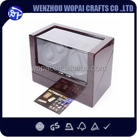 Excellent Glossy Wooden Watch Packaging Box