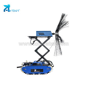 High technology Large automatic cleaning robot/air duct cleaning equipment