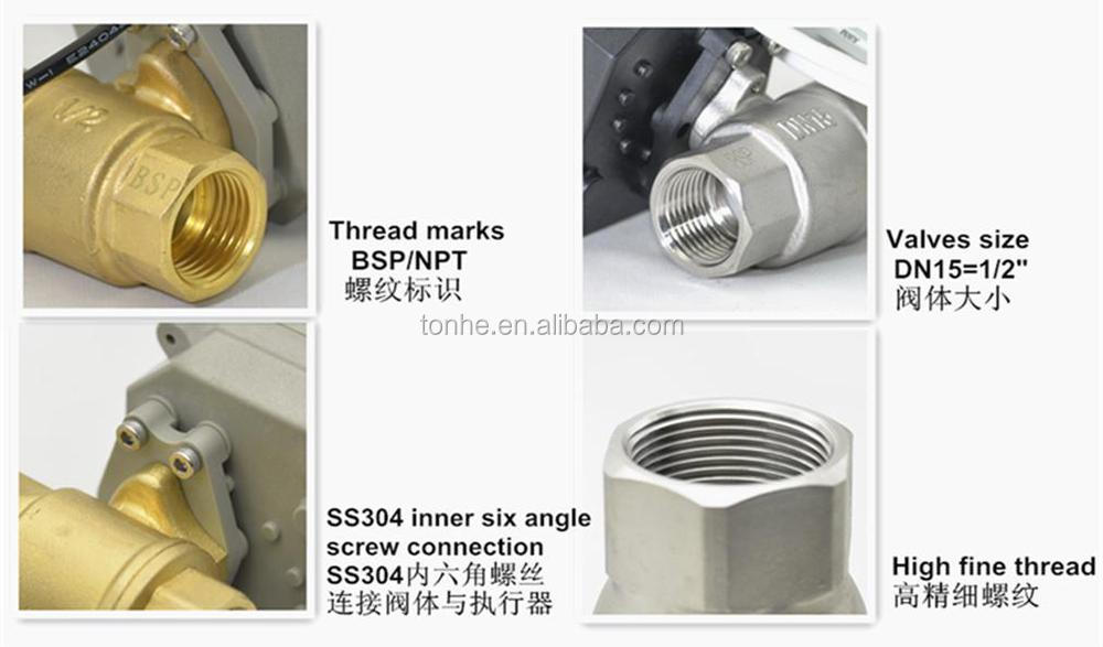 Automatic water drain stainless slteel304 valve with timer