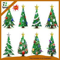Holiday living christmas trees