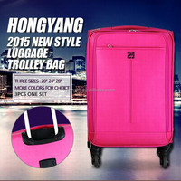 Weightless 4-Wheel Spinner Medium Suitcase,travel house luggage trolley